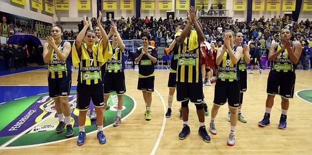 Derbinin kazananı Fenerbahçe
