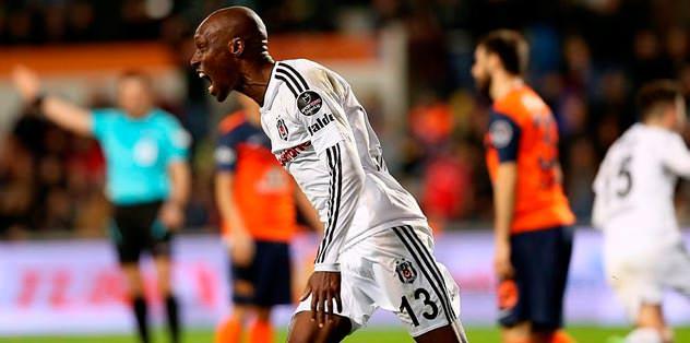 Atiba'nın bu sezon ilk golü