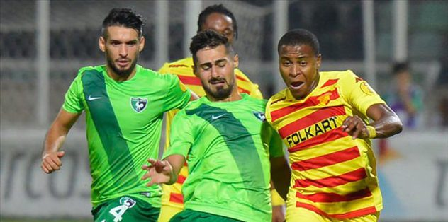 Göztepe-Denizlispor maçı İzmir'de