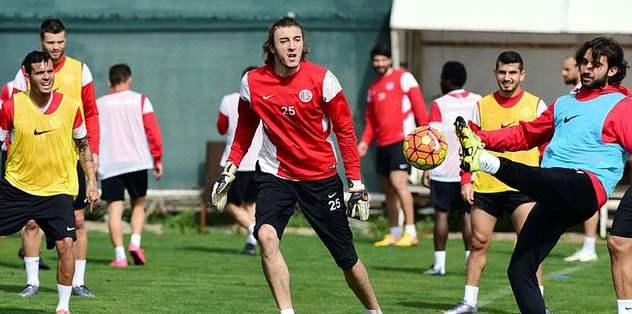 Antalyaspor'da Ç. Rizespor maçı hazırlıkları