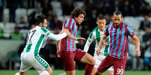 Trabzonspor - Konyaspor maçının günü değişti