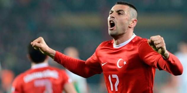 Burak'ı Trabzon Burak yaptı