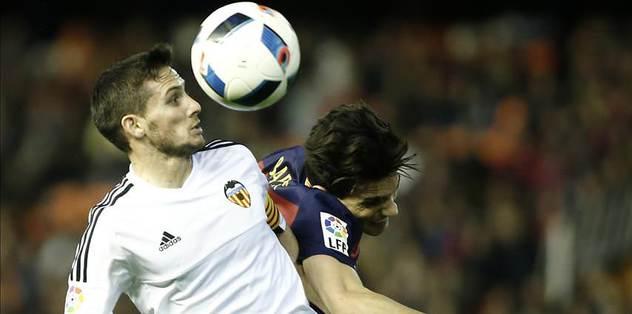 Valencia crush Rapid Wien