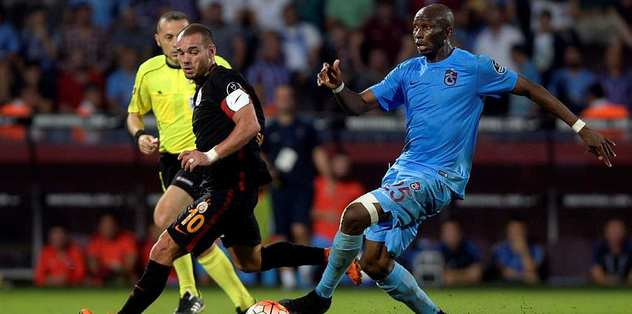 G.Saray'la Trabzon 121. kez karşılaşıyor