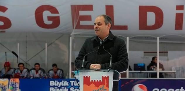 Erdoğan 'Hizmet edin' diyor