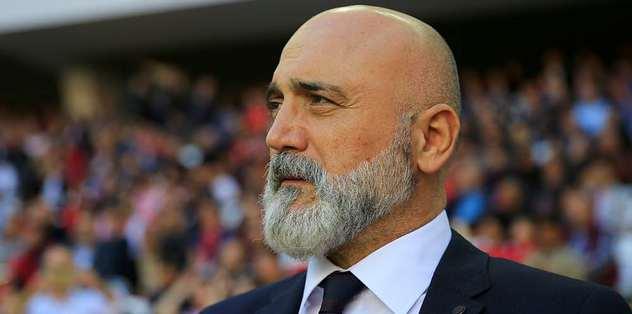 """Hakem Trabzonspor'u linç etti"""
