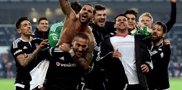 Liderin adı Beşiktaş