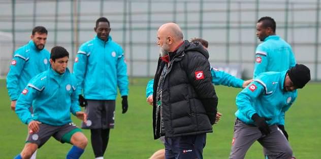 Trabzonspor zarar gördü