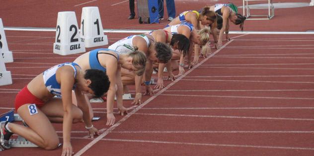 Türk maratoncular rakip oldu