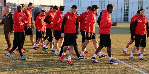 Es-Es'te Bursaspor hazırlıkları