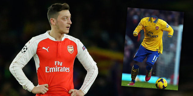 Mesut Özil'e büyük tepki