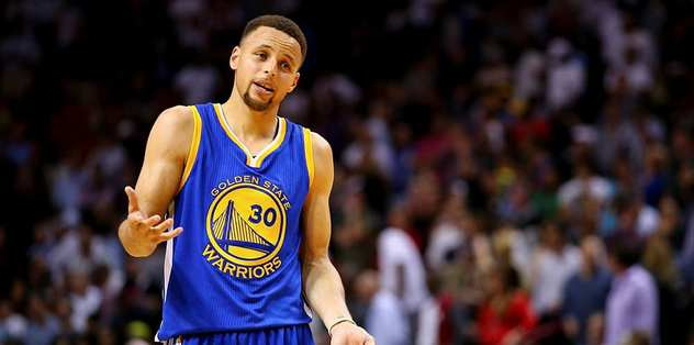 Warriors'ı, Curry ve Thompson taşıdı