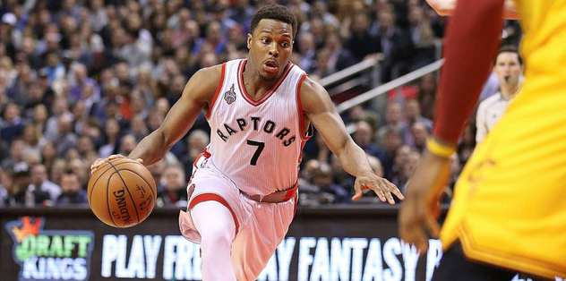 Raptors'ı Lowry taşıdı