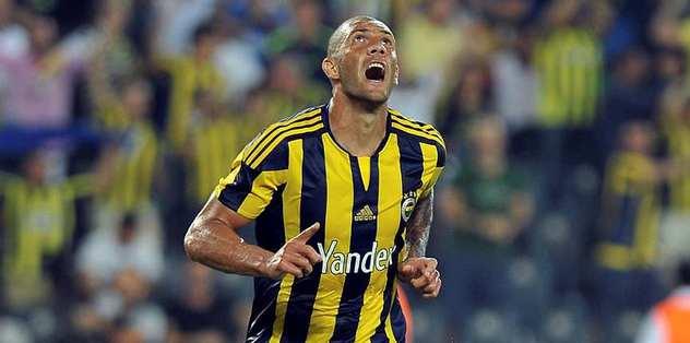 Fernandao Beşiktaş'a gol atamadı