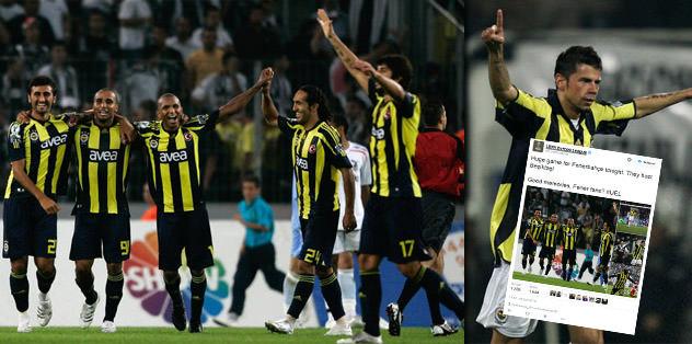 UEFA'dan Fenerbahçe'ye jest