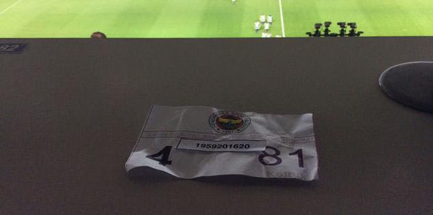 Kadıköy'de WiFi şifresi 20. şampiyonluk
