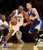 Warriors, sonuncu Lakers'a yenildi