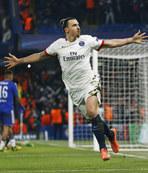 Zlatan PSG'yi çeyrek finale taşıdı