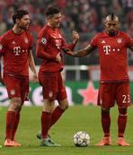 Bayern tek golle 3 puanı kaptı