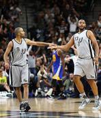 Spurs, Warriors'a 7. yenilgisini tattırdı