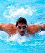 Yüzmede 26 yıllık rekoru tarihe gömdü