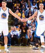 Warriors'ın belalı ikilisi