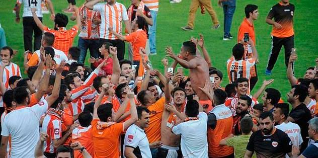 Adanaspor kupasını alıyor