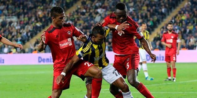 'Eskişehir ile final var'