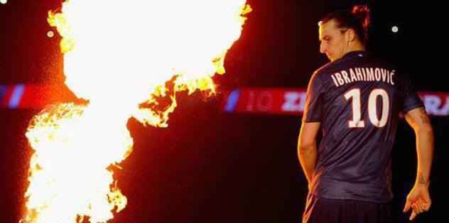 Ibrahimovic yine elden kaçıyor!