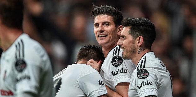 Bundesliga'dan Mario Gomez'e talip var