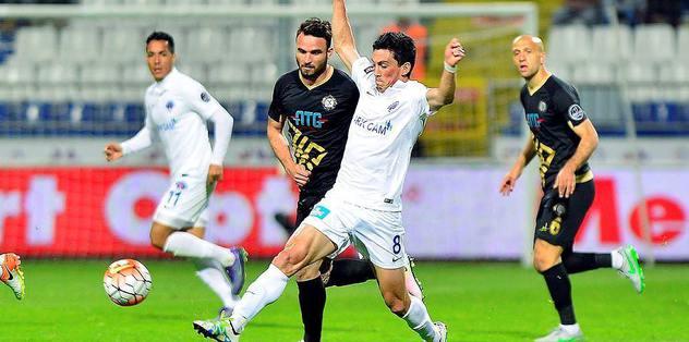 Kasımpaşa 1-1 Osmanlıspor