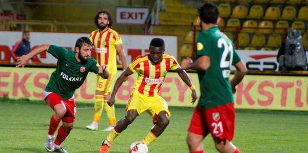 Karşıyaka PTT 1.Lig'e veda etti