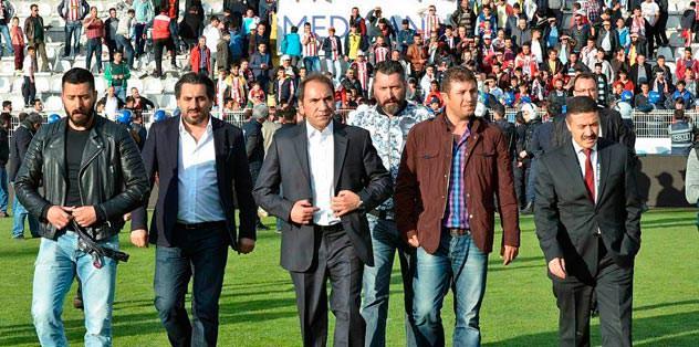 Sivasspor'da kongre kararı