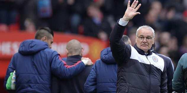 Ranieri'ye tebrik yağıyor
