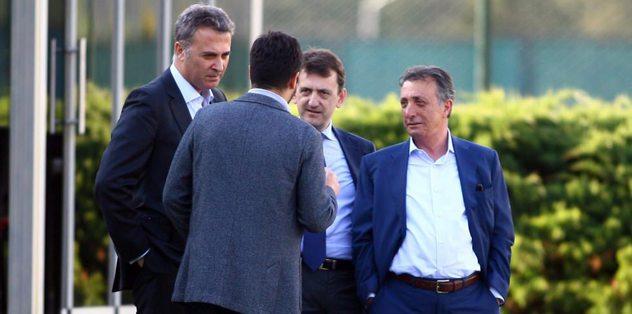 Beşiktaş tam kadro derbiye hazırlanıyor