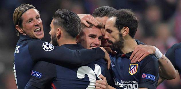 Şampiyonlar Ligi'nde ilk finalist Atletico