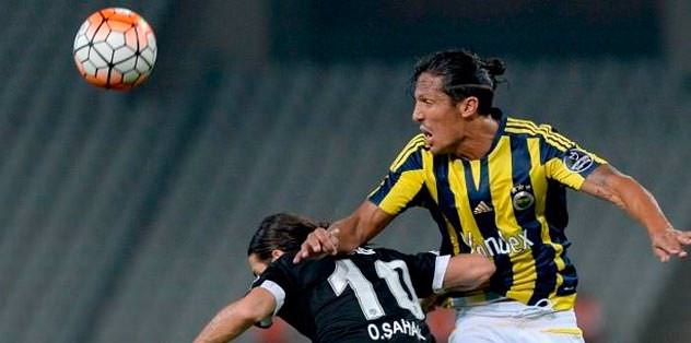 Yarısına kal Alves!