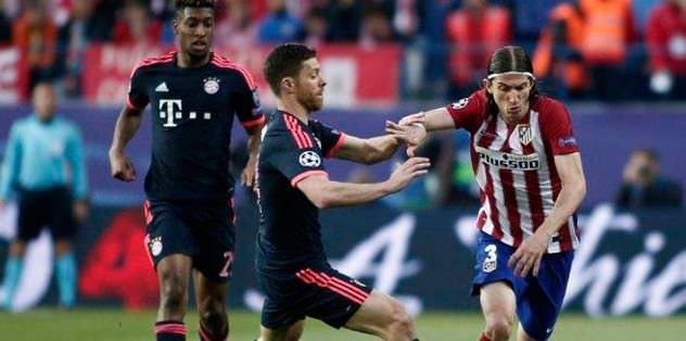 A.Madrid finale çıktı
