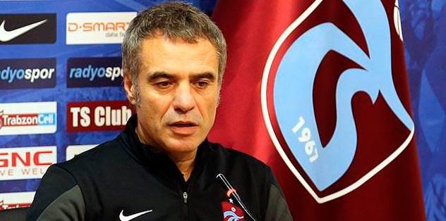 Trabzonspor'un ilacı Yanal