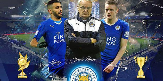 Leicester's 'fairytale' title victory