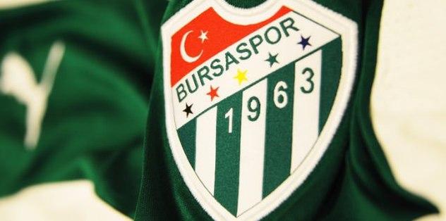Bursaspor ilk transferini yaptı