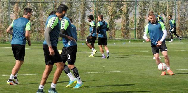 Fenerbahçe için son hazırlık