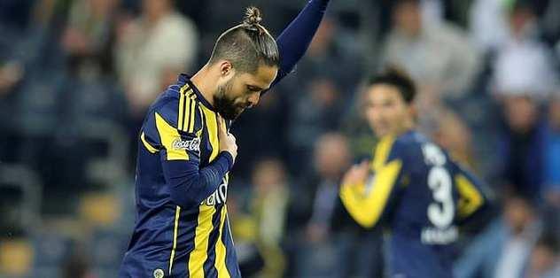 Diego Ribas Antalyaspor'la anlaştı