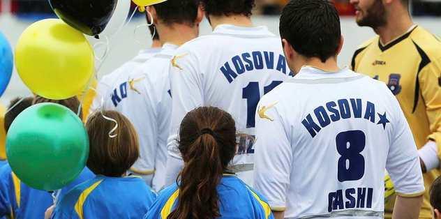 Kosova'ya FIFA yolu açıldı