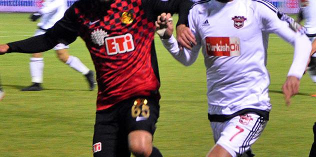Eskişehirspor taraftarı G.Antepspor maçına alınmayacak