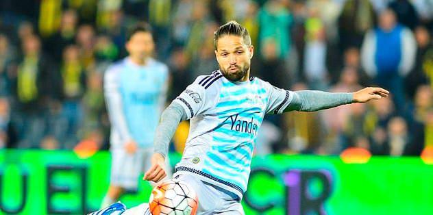 Diego Antalyaspor'a mı?