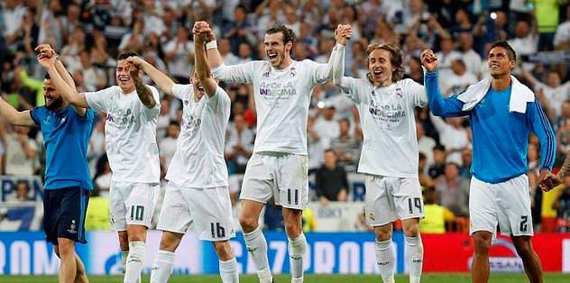 Devler Ligi finalinde Madrid derbisi