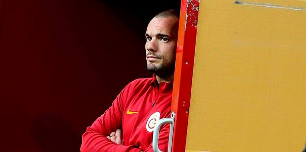 Top Sneijder'de