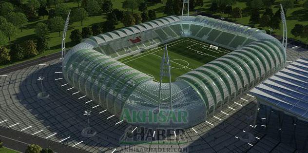 Akhisar Stadı'na yeşil ışık