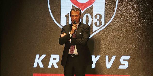 Beşiktaş'ta tek aday Fikret Orman